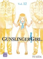 Manga - Manhwa - Gunslinger girl Vol.12