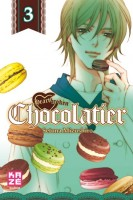Manga - Manhwa - Heartbroken Chocolatier Vol.3