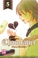 Manga - Manhwa - Heartbroken Chocolatier Vol.5