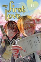 Manga - Manhwa - My First Love Vol.11