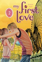 Manga - Manhwa - My First Love Vol.2