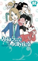 Manga - Manhwa - Princess Jellyfish Vol.2