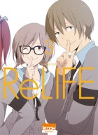 Manga - Manhwa - ReLIFE Vol.3