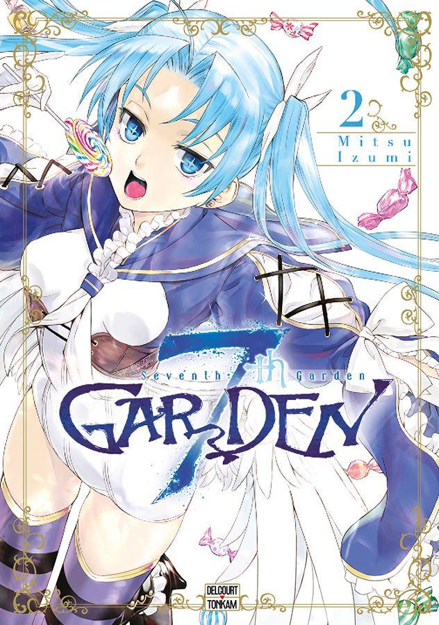 Manga - Manhwa - 7th Garden Vol.2