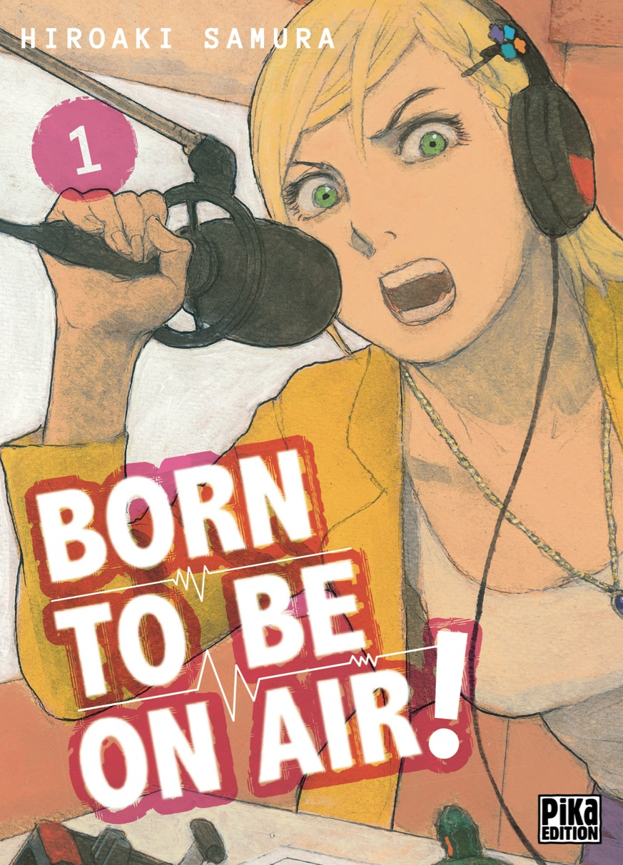Manga - Manhwa - Born To Be On Air ! Vol.1