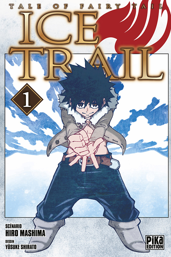 Manga - Manhwa - Tale of Fairy Tail - Ice Trail Vol.1