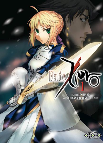 Manga - Manhwa - Fate/Zero Vol.1