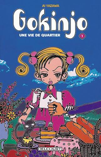 Couverture - Gokinjo 01