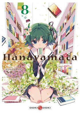 Manga - Manhwa - Hanayamata Vol.8
