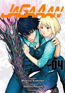Manga - Manhwa - Jagaaan Vol.4