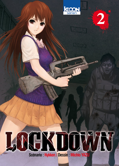 Manga - Manhwa - Lockdown Vol.2