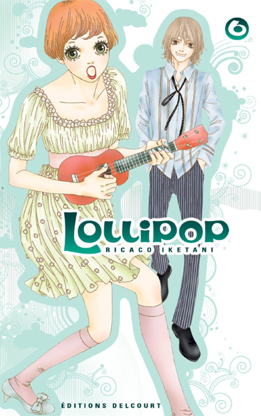 Couverture - Lollipop 6