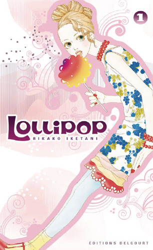 Couverture - Lollipop 1