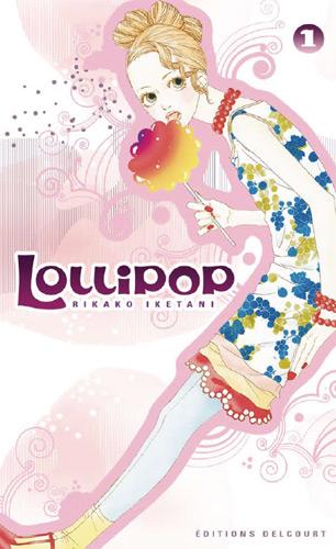 Couverture - Lollipop 1