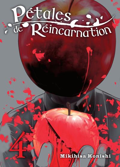Manga - Manhwa - Pétales de réincarnation Vol.4