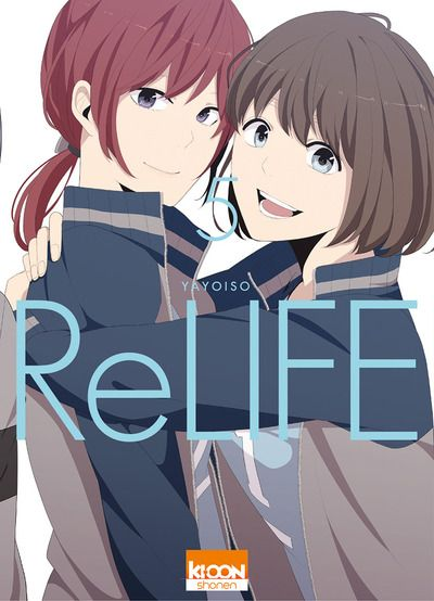 Manga - Manhwa - ReLIFE Vol.5