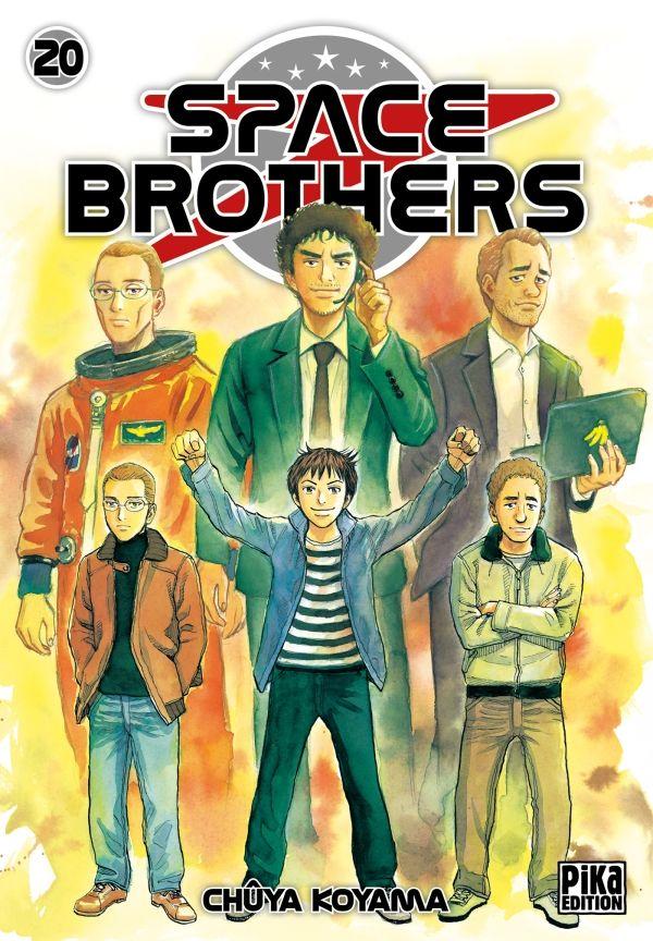 Manga - Manhwa - Space brothers Vol.20