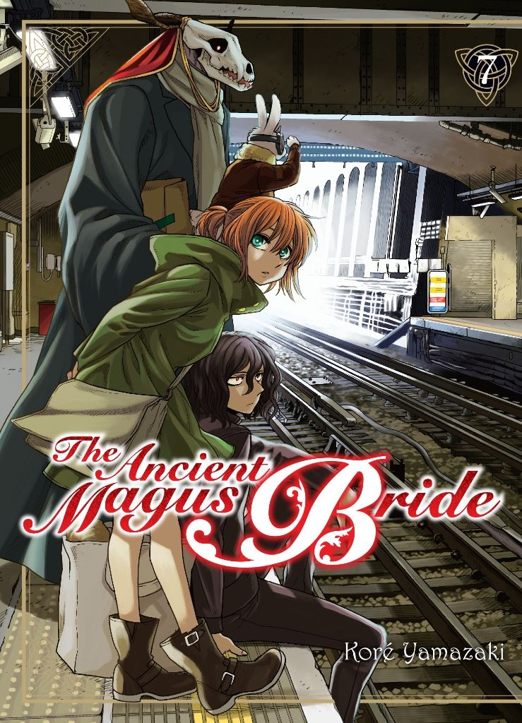 Manga - Manhwa - The Ancient Magus Bride Vol.7