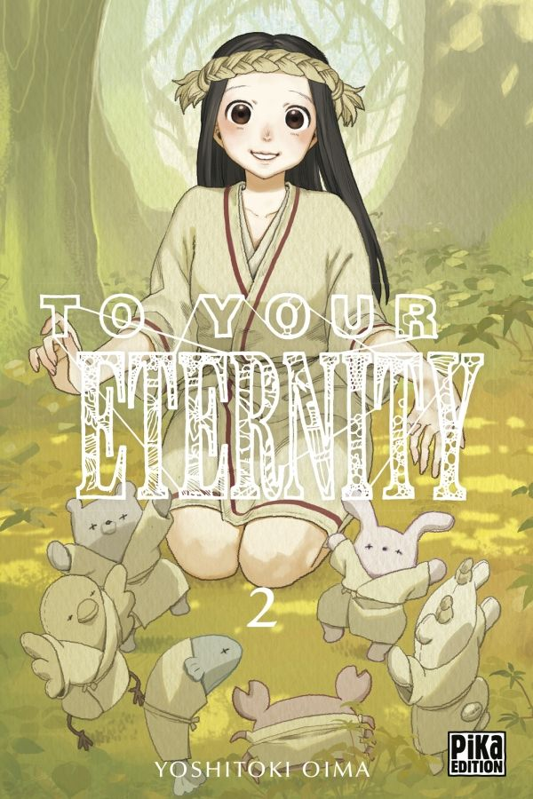 Manga - Manhwa - To Your Eternity Vol.2