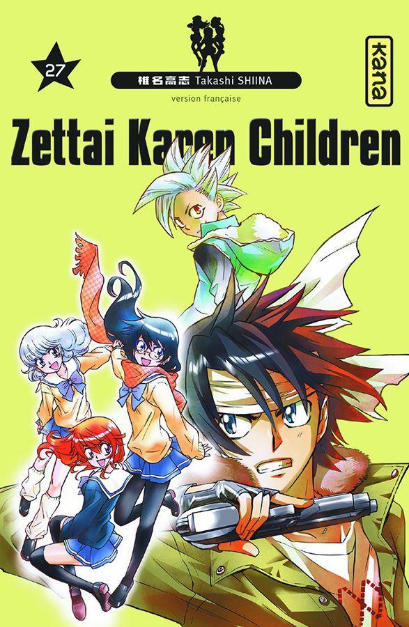 Manga - Manhwa - Zettai Karen Children Vol.27
