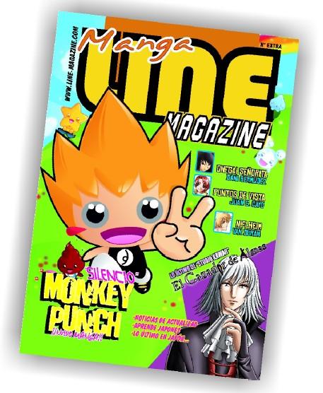 manga line magazine