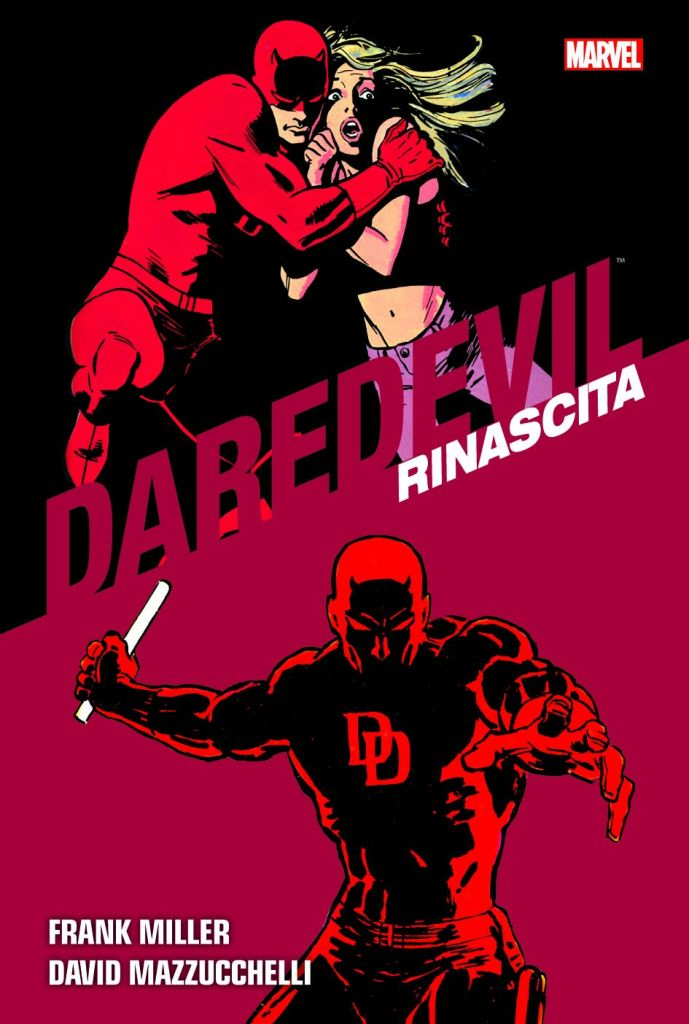 daredevil collection 7 rinascita