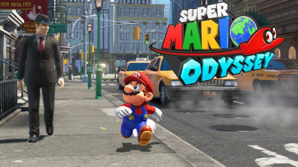 SUPER MARIO ODYSSEY: video per la modalità co-op