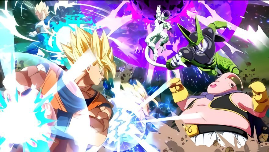 Dragon Ball FighterZ si mostra in due filmati di gameplay