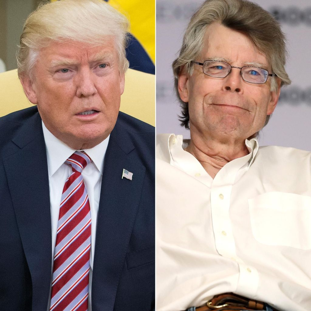 Trump blocca Stephen King su Twitter