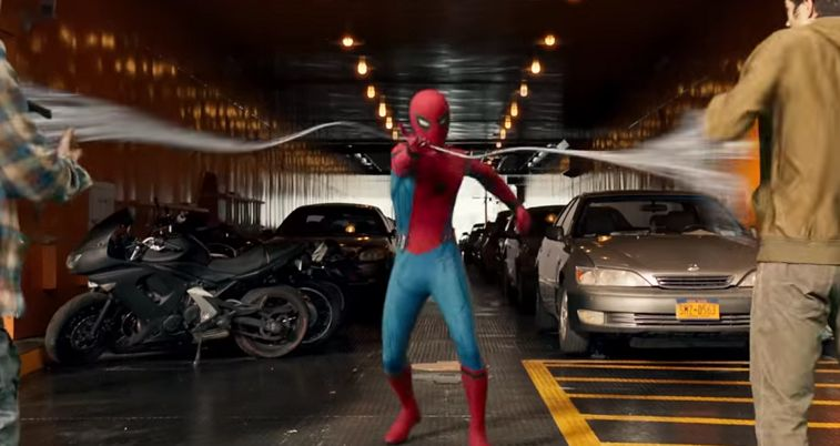 Spider-man: Homecoming al cinema