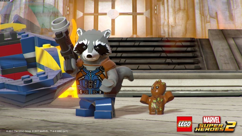 Anche Kang debutta in LEGO Marvel Super Heroes 2