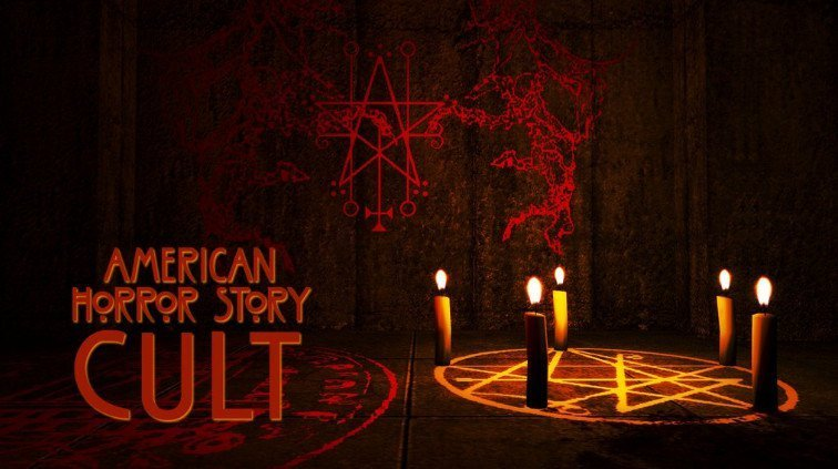 American Horror Story 7×01 streaming | Trump e Clinton danno alla testa