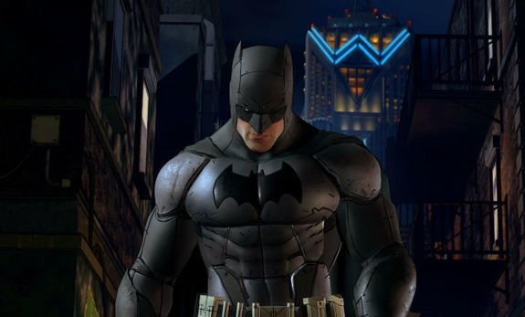Batman - The Telltale Series arriva anche su Switch