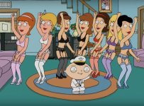 stewie griffin family guy gay