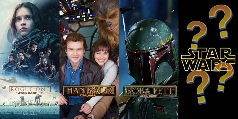 Star Wars: Disney mette in pausa tutti gli spin-off cinematografici