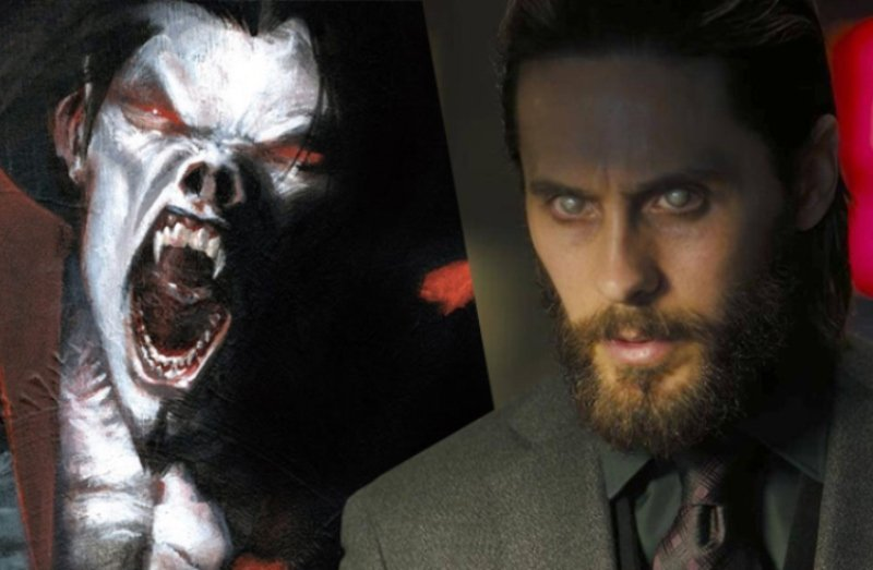 Jared Leto interpreta Morbius nello spin-off di Spider-Man