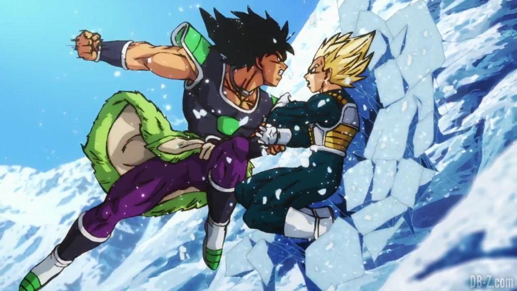 SDCC: pubblicato il trailer di Dragon Ball Super: Broly