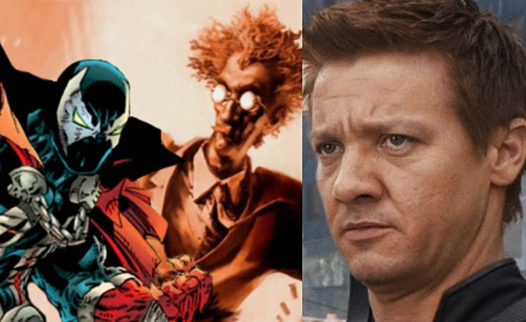 Spawn: Jeremy Renner sarà Twitch Williams nel film di Todd McFarlane