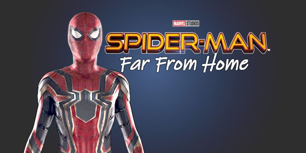 Spider-Man: Far From Home, ecco il teaser poster, Michael Giacchino alle musiche