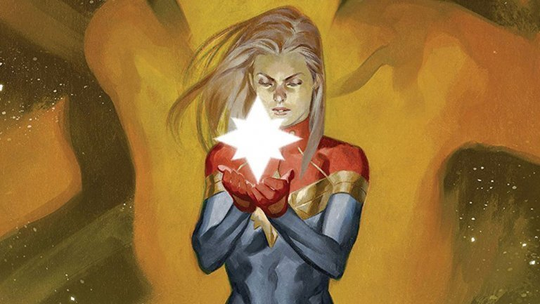Marvel modifica le origini di Captain Marvel