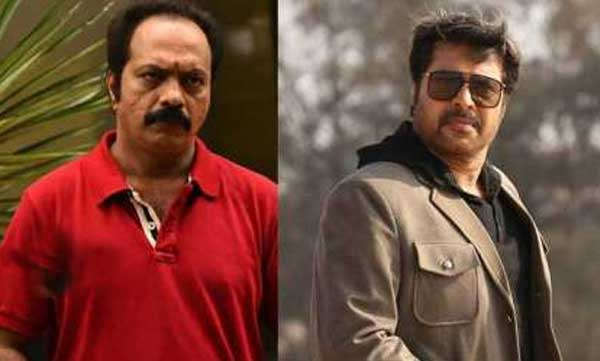 shammi thilakan opens up |  Mammootty evacuated, saying that he could not complain if he did, and then it was Mammootty who spoke