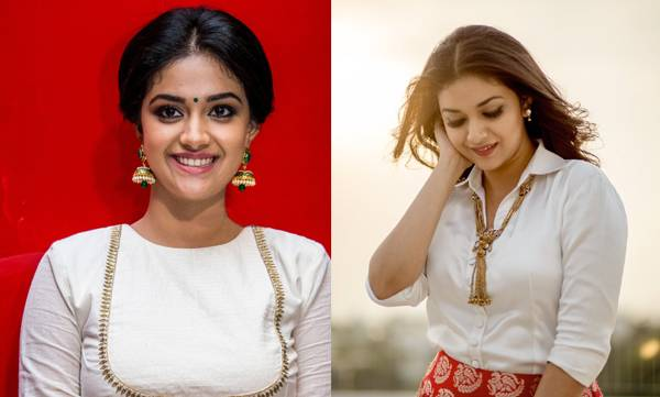 Keerthy Suresh Exits From Ajay Devagan's Movie