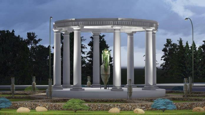 01-Lucrari modernizare Mangalia - sens giratoiru - proiect