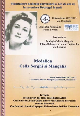 Cella-Serghi-medalion-mangalia-