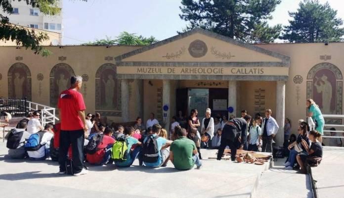 Zilele Patrimoniului la Muzeul Callatis (10)