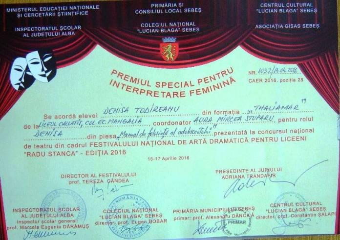 diploma-premiul-special-interpr-feminina-Thaliamar