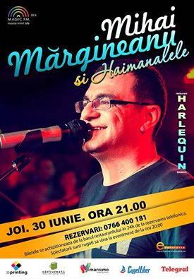 Harlequin - Mihai Margineanu