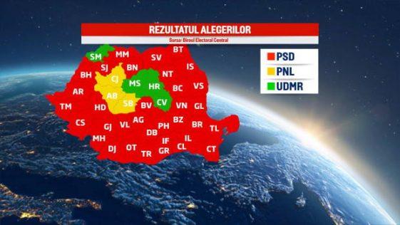 harta-rezultate-alegeri-parlamentare2016