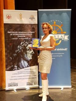 Gala Festivalului Mondial de Arte si Interculturalitate OVIDIUS-3
