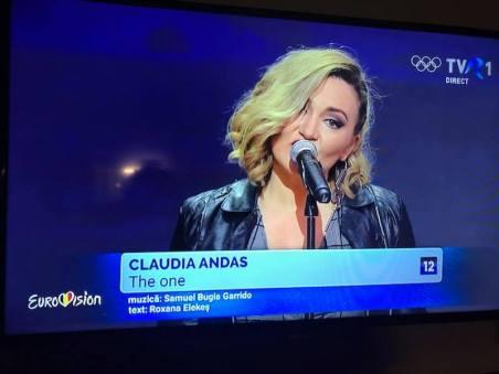 Claudia Andas